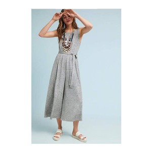 7633e72a886c Silver Anthropologie Rompers & Jumpsuits - Up to 70% off a Tradesy