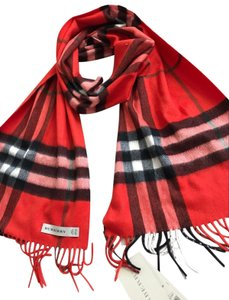 Burberry Burberry Women's Men's 100% Cashmere Giant Icon Check Scarf