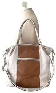 Christopher Kon Leather Purse Leather Brown Brown Purse Tote