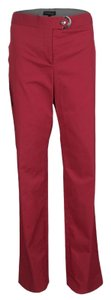Salvatore Ferragamo Cotton Relaxed Fit Jeans