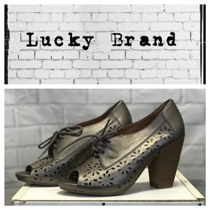 f907fbfb9bd Lucky Brand Boots & Booties Up to 90% off at Tradesy (Page 7)