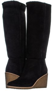f8c7128bb7fb Black Coach Boots   Booties - Up to 90% off at Tradesy