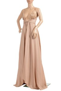 Beige Maxi Dress by Dsquared2