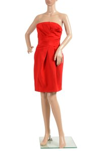 Dsquared2 short dress Red on Tradesy
