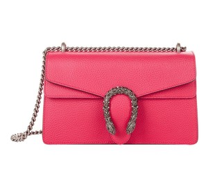 f9646dd29a3 Added to Shopping Bag. Gucci Cross Body Bag. Gucci Dionysus Small Shoulder  Pink Leather ...