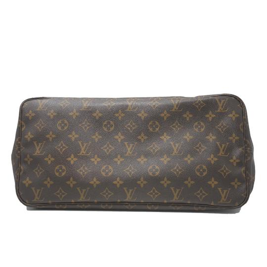 Louis Vuitton Neverfull Gm Monogram Tote in Brown Image 4