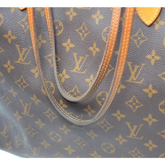 Louis Vuitton Neverfull Gm Monogram Tote in Brown Image 5