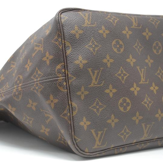 Louis Vuitton Neverfull Gm Monogram Tote in Brown Image 6
