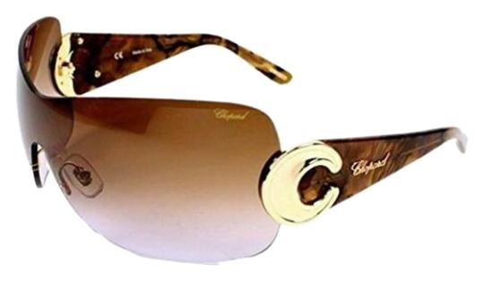 Preload https://img-static.tradesy.com/item/25011692/chopard-brown-gold-frame-and-brown-gradient-lens-sch-939-0300-shield-style-women-s-sunglasses-0-1-540-540.jpg