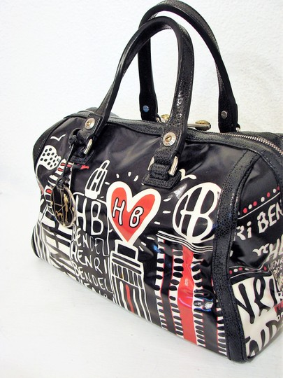 Henri Bendel Satchel in Multi