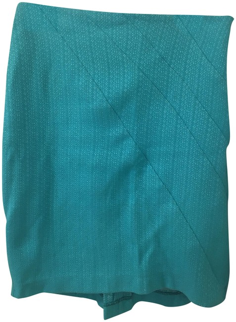 Preload https://img-static.tradesy.com/item/25011958/anthropologie-turquoise-pencil-skirt-size-12-l-32-33-0-1-650-650.jpg