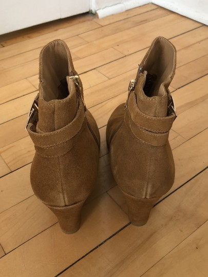 Chinese Laundry Tan Boots