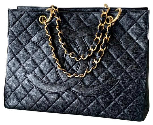 Preload https://img-static.tradesy.com/item/25012122/chanel-shopping-tote-gst-timeless-grand-vintage-quilted-w-jumbo-cc-black-caviar-leather-tote-0-1-540-540.jpg