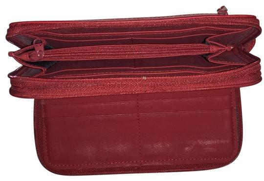 Rolfs Rolfs red wallet
