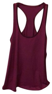 Lululemon lululemon striped racerback tank top