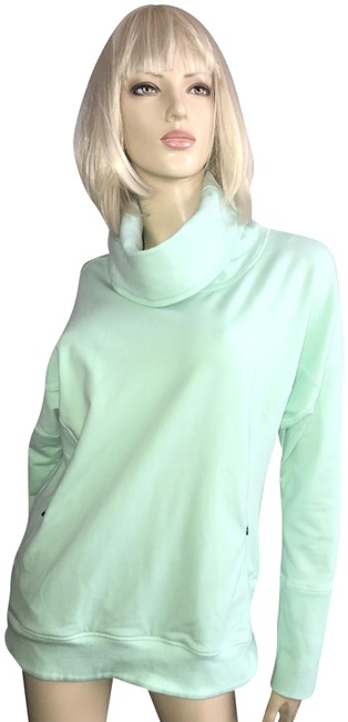 Item - Mint (Fresh Teal) Green Rest Day Pullover Activewear Size 8 (M)