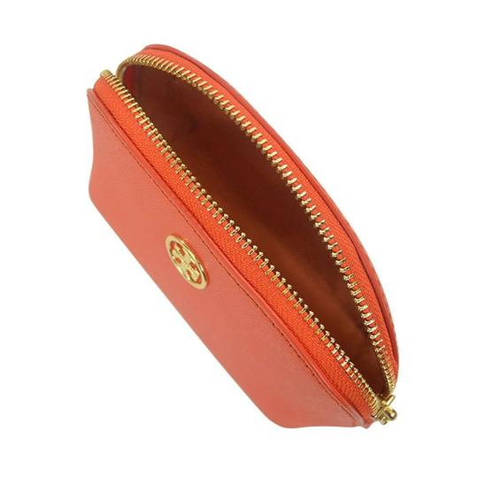 Tory Burch Robinson Domed Cosmetic Case Bag Image 3