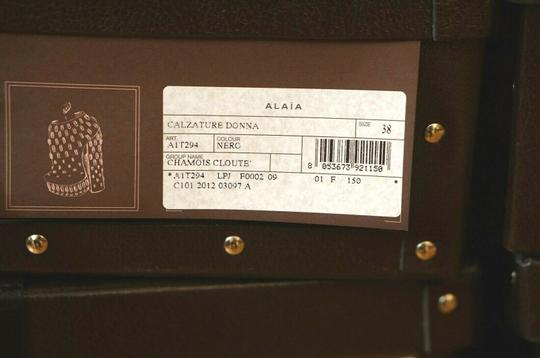 ALAA Best Of The Best New Retail Great Value Black Boots Image 11