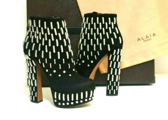 ALAA Best Of The Best New Retail Great Value Black Boots Image 6