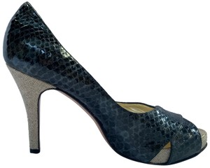 Luciano Padovan Black Pumps