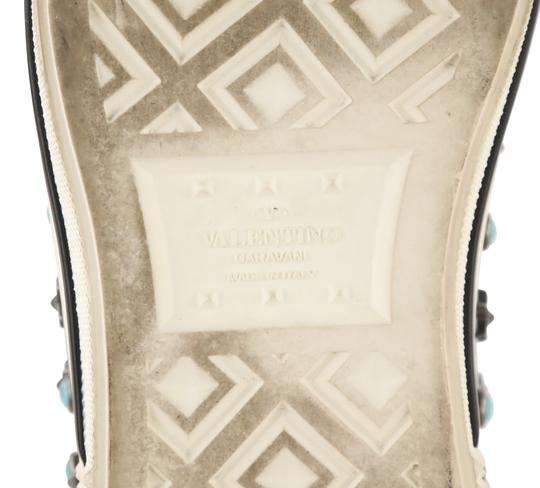 Valentino Sneakers Blue Athletic Image 11