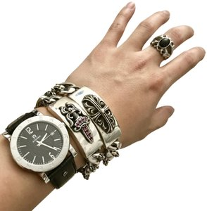2ba81075a5b3 Chrome Hearts Jewelry - Up to 70% off at Tradesy (Page 3)