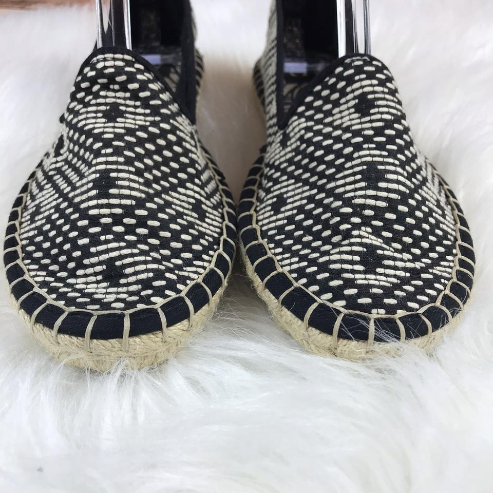 12dca7dd3c54 DV by Dolce Vita Black For Target Woven Aztec Espadrilles Flats Size ...