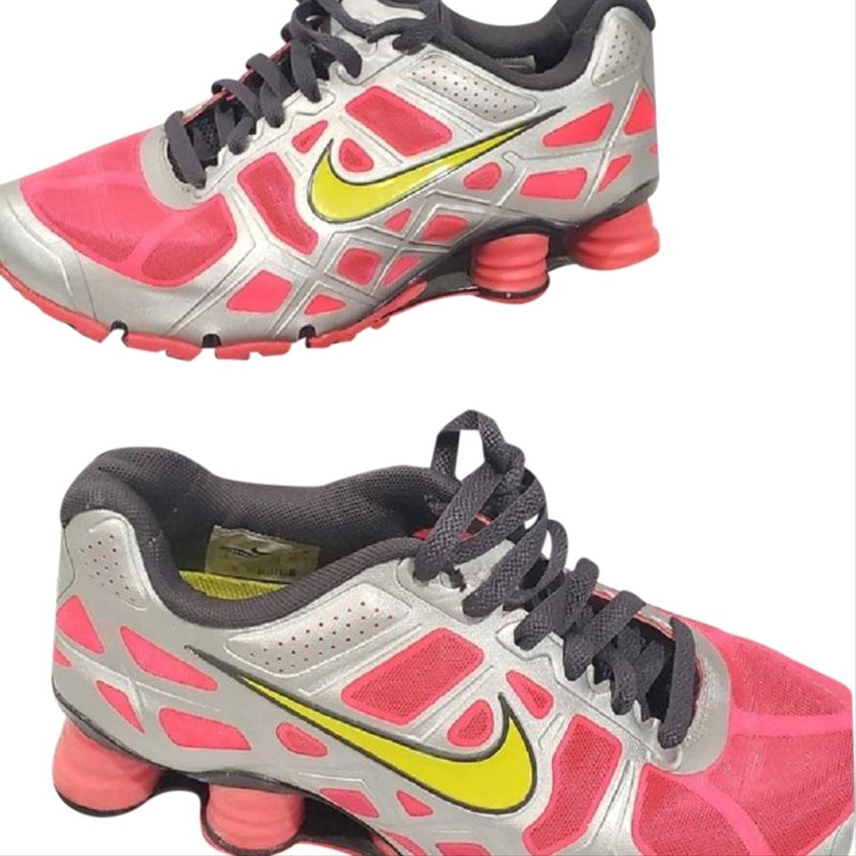 timeless design a2874 66917 Nike Shox Turbo Plus Running Compression Red Silver Athletic Image 0 ...