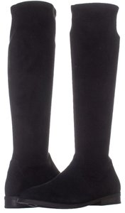1675512bc11 Gentle Souls Black Boots. Gentle Souls Black Emma Stretch Over The Knee 071    40 Eu Boots Booties ...