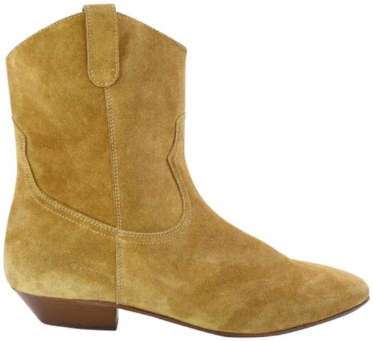 Preload https://img-static.tradesy.com/item/25016131/saint-laurent-camel-suede-ankle-bootsbooties-size-us-10-regular-m-b-0-1-540-540.jpg