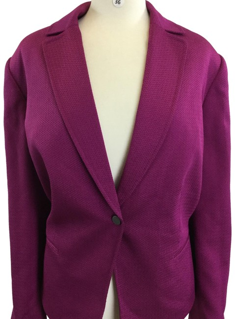 Item - Purple Blazer Size 22 (Plus 2x)