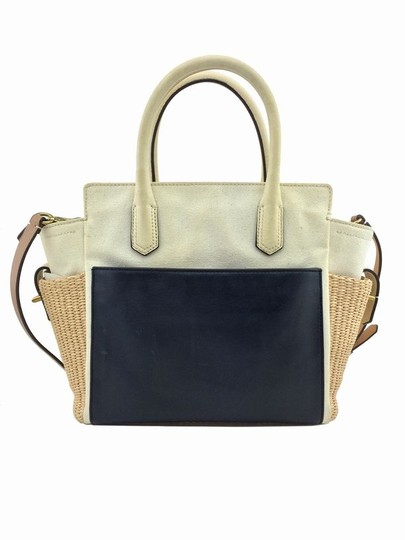 Reed Krakoff Gold Hardware Tote in White/Ivory Image 3
