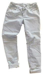 James Perse Trouser Cords Straight Leg Jeans-Light Wash