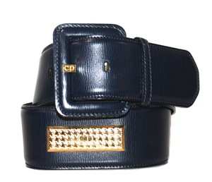 Dior Leather Waist Belt