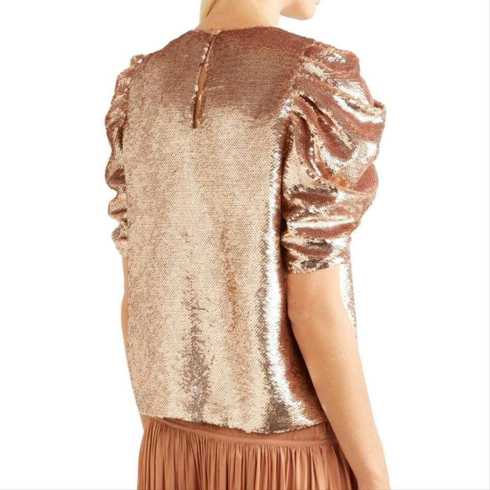outlet store high quality guarantee up-to-datestyling Rose Gold Rae Blouse