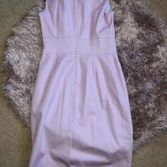 Brooks Brothers White Front Lace Dress Dress Image 1