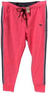 PINK Athletic Pants Neon pink