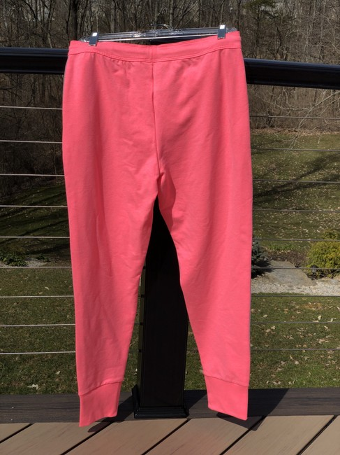 PINK Athletic Pants Neon pink Image 5