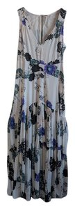 Cream Maxi Dress by Free People Sure Thing Maxi Floral