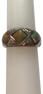 Other Southwestern Sterling Turquoise Ring