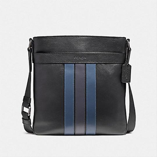 Coach Black Messenger Bag Image 1