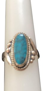 Other Navajo style turquoise ring