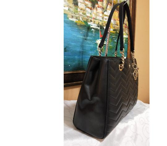 Kate Spade Reese Park Small Courtnee Quilted Leather Chevron Leather Pxru9349 Shoulder Bag Image 4