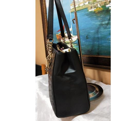 Kate Spade Reese Park Small Courtnee Quilted Leather Chevron Leather Pxru9349 Shoulder Bag Image 7