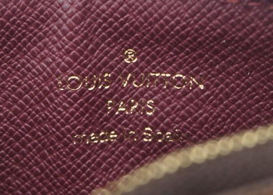 Louis Vuitton key cles limited edition trunk sticker coin change purse holder rare Image 5