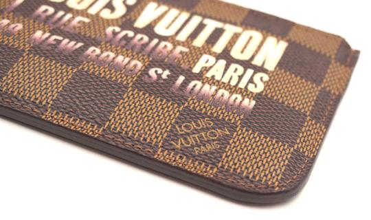 Louis Vuitton key cles limited edition trunk sticker coin change purse holder rare Image 9