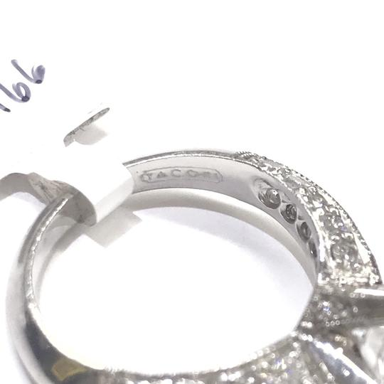 Tacori GORGEOUS!!! BRAND NEW!! NEVER WORN!! Tacori Platinum and Diamond Ring Image 5