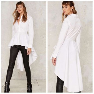ME Boutiques Private Label Collection Top White
