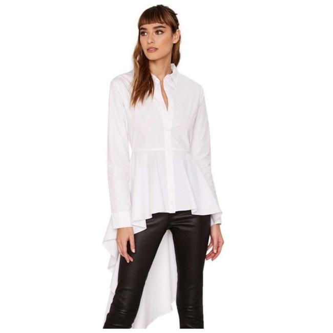 ME Boutiques Private Label Collection Top White Image 1