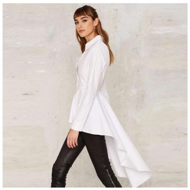 ME Boutiques Private Label Collection Top White Image 2